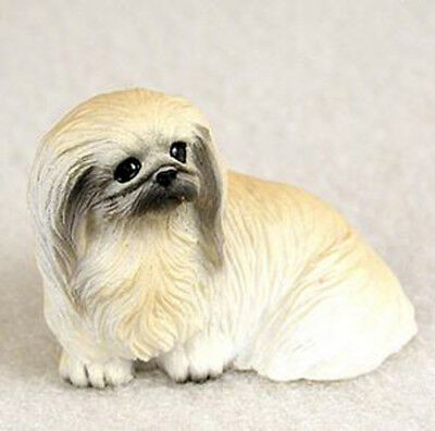 PEKINGESE TINY ONES DOG Figurine Statue Pet Lovers Gift Resin