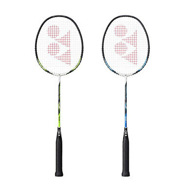 Yonex Nanoray 10F Badminton Racket - Lime Green / Blue