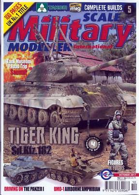 Scale Military Modeller (Issue 559 - October 2017)