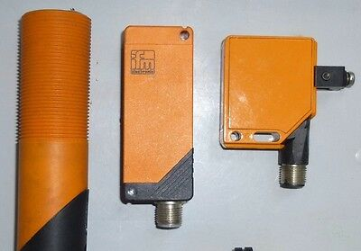 IFM Efector Photoelectric Sensors Retro-reflective & Through Beam