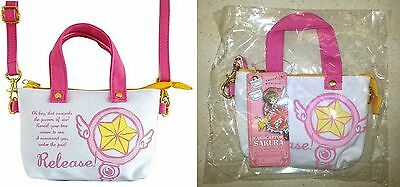 Cardcaptor Sakura Mini Tote Bag Dekake Chao Star Wand CCS-10B CLAMP Licensed New
