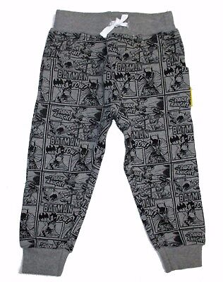 Jogger Pants Toddler Baby Boys Fleece Sweatpants Soft Elastic Waist 18 Month nwt