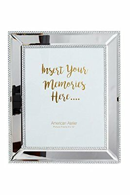 """American Atelier 1360366 Mirror 8 x 10"""" Picture Frame"""