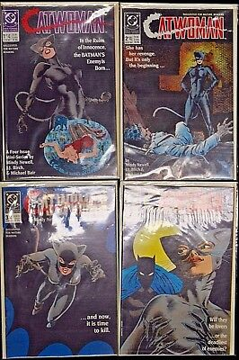 DC Comics Catwoman Lot