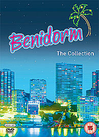 BENIDORM - THE COLLECTION, SEALED SERIES 1-3 + 2009 SPECIAL 6 x DVD BOX, (2009)