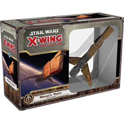 Star Wars - Star Wars: X-Wing Hound's Tooth- Brand New!