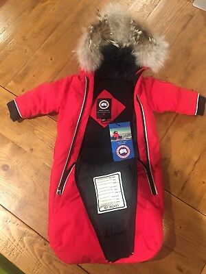 canada goose baby bunting