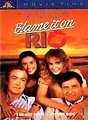 Blame It on Rio (DVD, 1984)  NEAR MINT