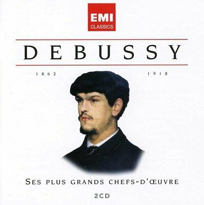 Debussy - Ses plus grands chefs doeuvre [CD]