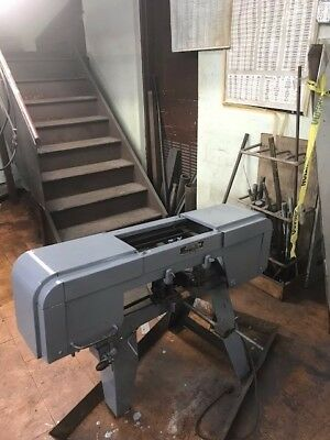 Johnson Model B Horizontal Band Saw