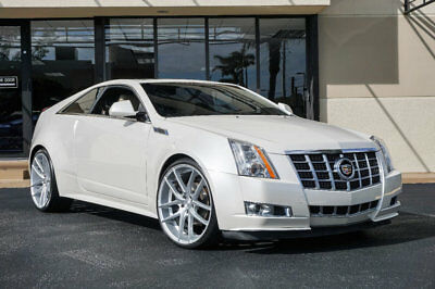 """2013 Cadillac CTS 2dr Coupe Performance RWD '13 Cadillac CTS Coupe, 318HP,22"""" Niche Wheels,Moonroof,Rear Camera,Sat Radio."""