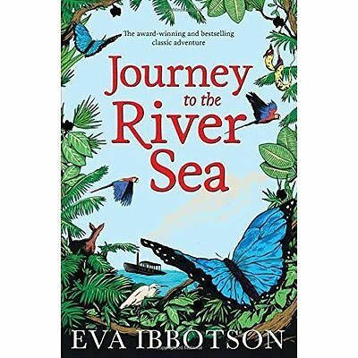Journey to the River Sea by Ibbotson, Eva