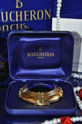 BOUCHERON COMPACT POWDER., VINTAGE, Very Rare, New in Box