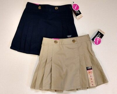 New French Toast GIRLS Offical Schoolwear Pleated Skirt/Skort-Choose Size/Color