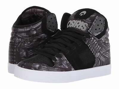 427eab3647c64 MENS OSIRIS CLONE Skateboarding Shoes Nib Huit Skull Alien - $58.49 ...