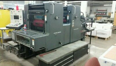 1991 Heidelberg MOZP with CPTronic *48mm impressions*