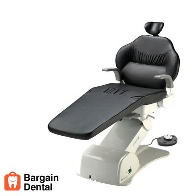 DDS Brand New Belmont Dental Chair Package including DCI Unit and TPC LED Lights