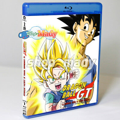Dragon Ball GT - Four Star Dragon Ball is the Proof of Courage Blu-ray