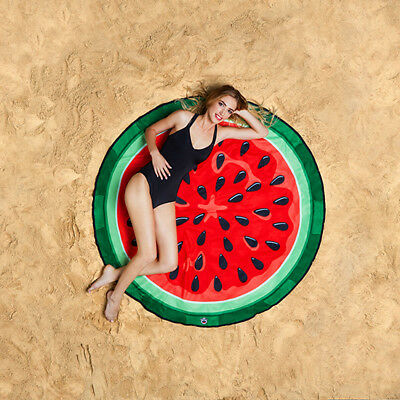 BigMouth Gigantic Watermelon Beach Blanket