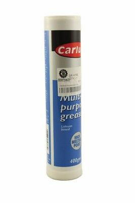 LM2 Multi Purpose Lithium Based High Melting Point Grease 400g - CARLUBE
