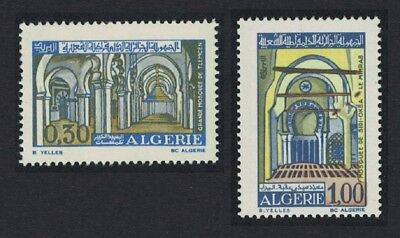 Algeria Mosques 3v ATTENTION! SG#570=572