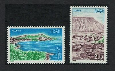 Algeria Tourist Sites 2v SG#908/09