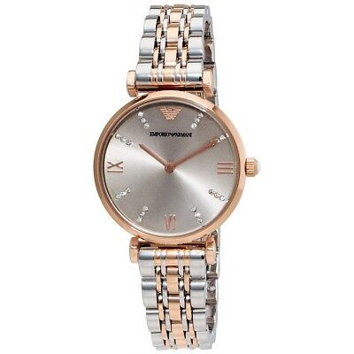 226f92eb086b Women s Watch Emporio Armani AR1840 GIANNI Dress Watches Quartz Stainless  Steel