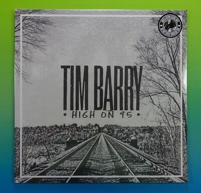 TIM BARRY AVAIL High On 95 COLORED VINYL LP 🎸 Limited Edition NEW SEALED MINT