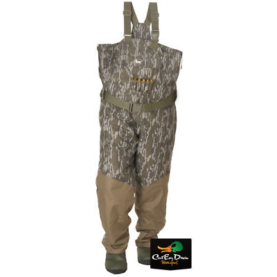 New Banded Redzone Breathable Insulated Chest Waders Og Bottomland Camo Size 10