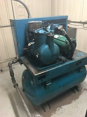Compair Kellogg 6025E Rotary Air Compressor