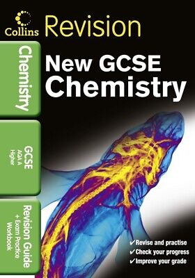 Collins revision: New GCSE science - chemistry for AQA A Higher. Revision guide