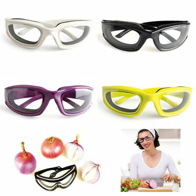 Kitchen Onion Goggles Anti-tear Free Cutting Chopping Eye Protect Glasses