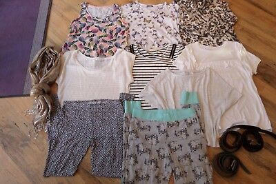 Bargain! Bundle Of Quality Ladies Clothes 12/14 (13 Items!) - Excellent Used