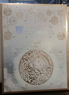 JANSSEN COSMETICS Ampoule Calendario dell'Avvento 2017