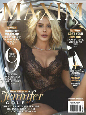 MAXIM AUSTRALIA Magazine February 2020 Issue 103 Pamela Anderson