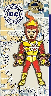Firestorm - exklusiver Sammler Collectors Pin Metall - DC Comic - Neuheit
