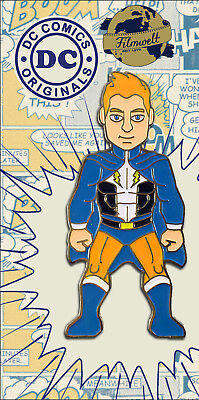 Lightning Lad - exklusiver Sammler Collectors Pin Metall - DC Comics - Neuheit