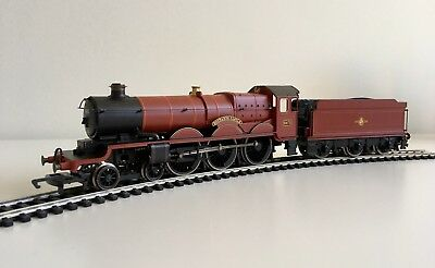 Hornby Harry Potter and Philosopher's Stone Hogwarts Express Train Set *RARE*