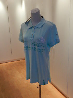 First B Polo Kira Pique Damen Gr.42   UVP 70€uro