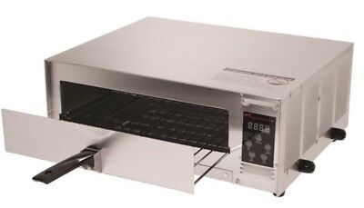 "Wisco Industries Commercial Pizza Oven With Digital Controls 425 12"" Pizza Oven."
