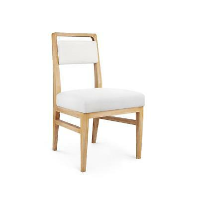 Bungalow 5 James Natural Limed Cape Lilac Mahogany Side chair Set of 2
