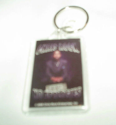 Chris Rock - No Apologies ... Keyring