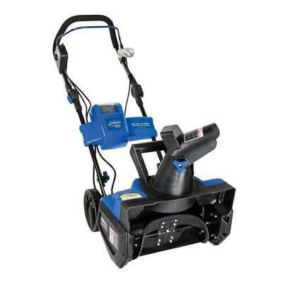 "Snow Joe Rechargeable iON 40V Cordless 18"" Single Stage Snow Thrower (Open Box)"