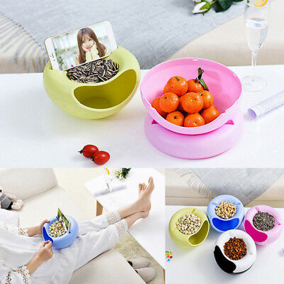 Creative Shape Bowl For Seeds Nuts And Dry Fruit Storage Box Xmas Bin Perfect