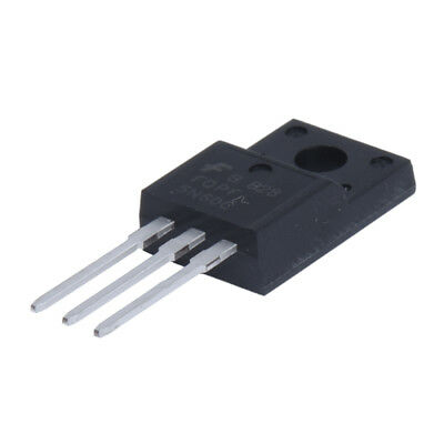 5pcs N- channel power MOSFET 5N60 low gate charge 4.5A 600V A1H2