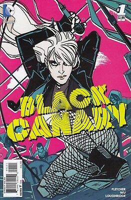 BLACK CANARY   1.....NM-...2015.....Bargain!