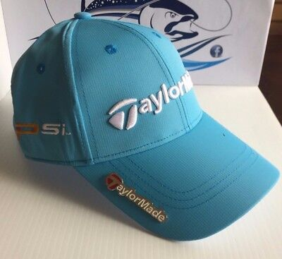 Taylormade Golf Cap Turquoise M2