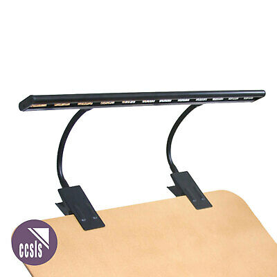 RATstands Mains Double Duo Clip-On Light 240v