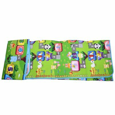 1.8x2M Cushion Thick Puzzle Play Mat Crawling baby waterproof mat Child Y1T1