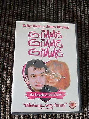 Gimme Gimme Gimme Kathy Burke Dvd Complete First Series